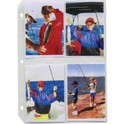 "C-Line® Top-Loading Clear 3-1/2"" x 5"" Photo Holders"