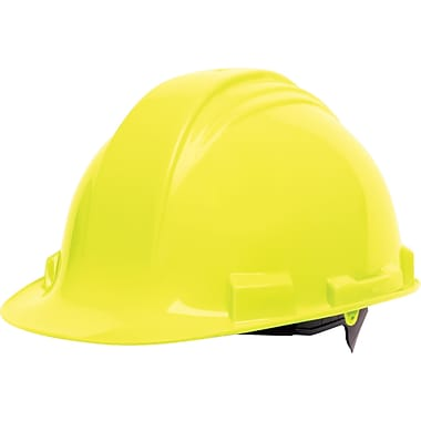 North Peak Standard Safety Helmet, Yellow
