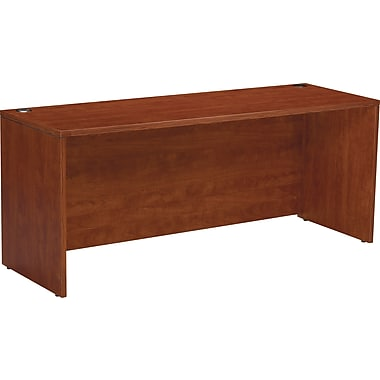 Office Star Napa Collection Credenza Shell, Cherry