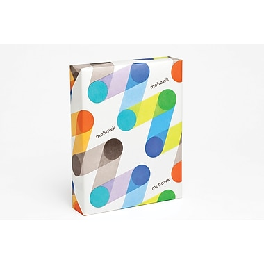Mohawk® BriteHue 11in. x 17in. 60 lbs. Colored Copy Paper, Ultra Lemon, 2500/Case