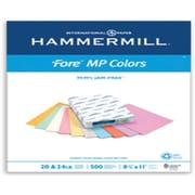 "IP Hammermill® Fore® MP 30PC 11"" x 17"" 20 lbs. Colored Copy Paper, Cream, 500/Ream"