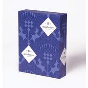 Mohawk® Strathmore 8 1/2 x 11 24 lbs. Premium Pinstripe Writing Paper, Bright White, 5000/Case