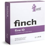 "Finch® Fine ID 100 lbs. Digital Smooth Cover, 18"" x 12"", Bright White, 400/Case"