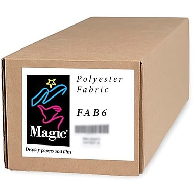 Magiclee/Magic FAB6 50in. x 150' 100% Polyester Woven Fabric, Roll