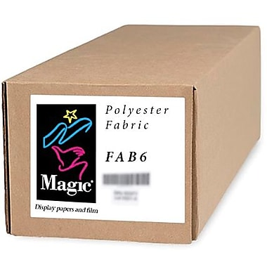 Magiclee/Magic FAB6 36in. x 15' 100% Polyester Woven Fabric, Roll