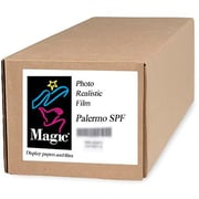 "Magiclee/Magic Palermo SPF 50"" x 100' Coated Satin Photorealistic Paper, Bright White, Roll"