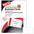 Blanks/USA® 3 1/2in. x 2in. 80 lbs. Micro-Perforated Business Card, White, 1000/Pack