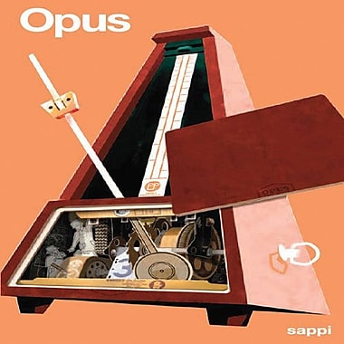 Opus 12in. x 18in. 80 lbs. Digital Gloss Laser Paper, White, 2000/Case