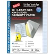 Blanks/USA® Kan't Kopy® 8 1/2in. x 11in. 20 lbs. K1 Carbonless Security Paper, Blue, 500/Pack