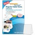Blanks/USA® 3.67in. x 3 1/8in. x 5 3/8in. 150/Pack 80 lbs. Table Tents