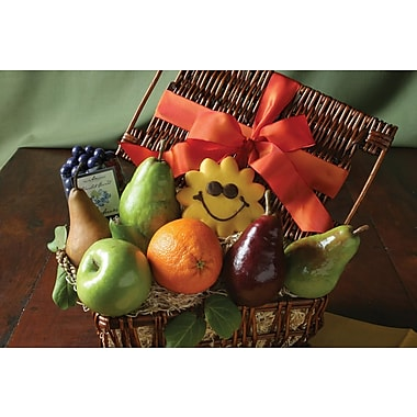 The Fruit Company Happy Hamper Fruit Basket