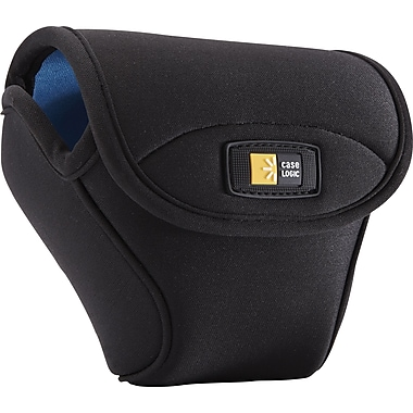 Case Logic CHC-101 Compact System Camera Day Holster, Black