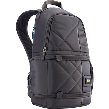 Case Logic CPL-109 DSLR Camera and iPad® Backpack, Gray