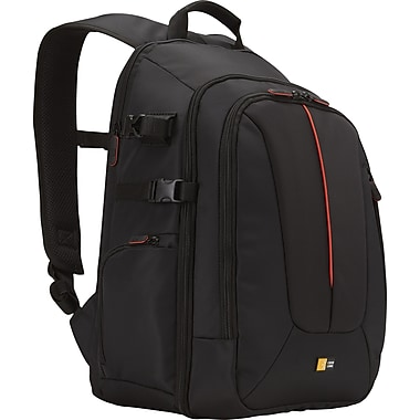 Case Logic DCB-309 DSLR Camera Backpack, Black