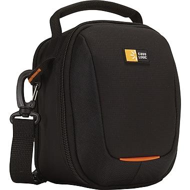 Case Logic SLMC-201 Compact Systems Camera Small Kit Bag, Black