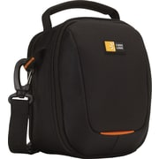 Case Logic SLMC-201 Compact Systems Camera Small Kit Bag, Black