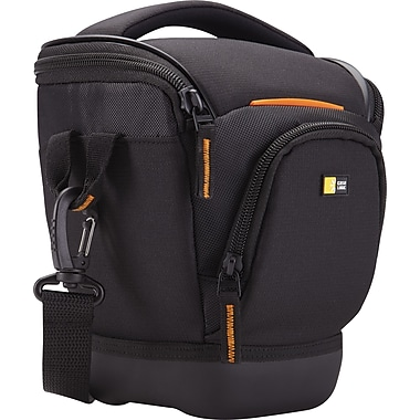Case Logic SLRC-200 Compact Systems Camera Small Kit Bag, Black