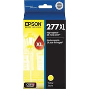 Epson 277XL (T277XL420) Yellow Ink Cartridge, High-Capacity