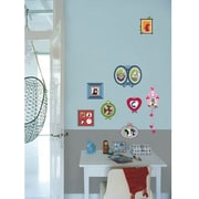 RoomMates Kids Lab® Colorful Picture Frames Peel and Stick Wall Decal
