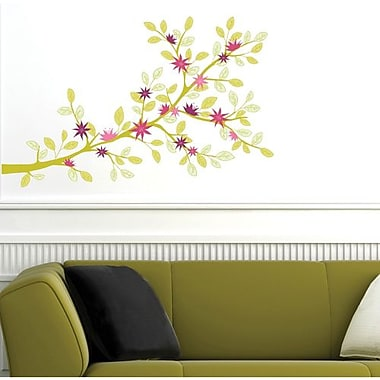 RoomMates Mia & Co Vientiane Peel and Stick Transfer Wall Decal