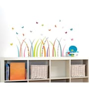 RoomMates Mia & Co Meadow Peel and Stick Wall Decal