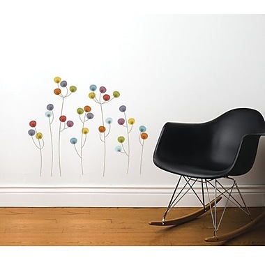 RoomMates Mia & Co Xianyang Peel and Stick Transfer Wall Decal