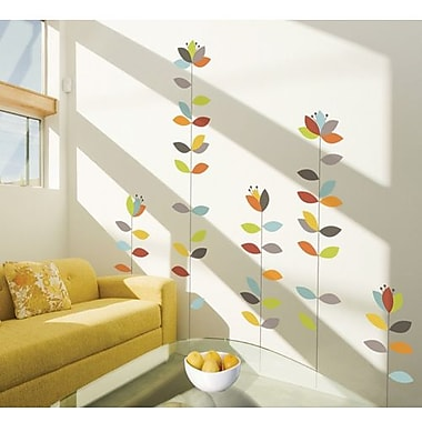 RoomMates Mia & Co Bloemendaal Peel and Stick Transfer Wall Decal
