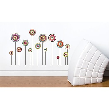 RoomMates Mia & Co Jodhpur Peel and Stick Wall Decal