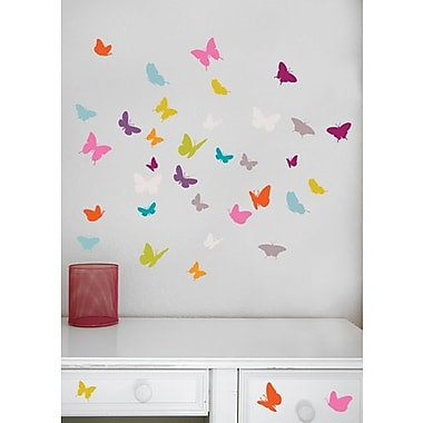 RoomMates Mia & Co Samara Peel and Stick Wall Decal