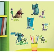 RoomMates Monsters inc. Peel and Stick Wall Decal