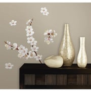 RoomMates Peel and Stick Wall Decal, Dogwood Flowers