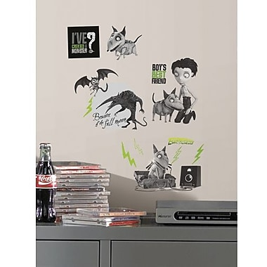 RoomMates Frankenweenie Peel and Stick Wall Decal