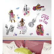 RoomMates A.N.T. Farm Peel and Stick Wall Decal