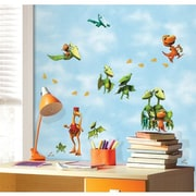 RoomMates Peel and Stick Wall Decal, Dinosaur Train