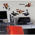 RoomMates Iron Man 3 Peel and Stick Wall Decals with Foil