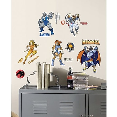 RoomMates ThunderCats Classic Peel and Stick Wall Decal