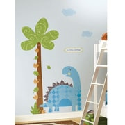 RoomMates Babysaurus Peel and Stick Growth Chart Metric Wall Decal