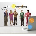 RoomMates Peel and Stick Wall Decal, The Big Bang Theory