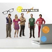 RoomMates Peel and Stick Wall Decal, The Big Bang Theory