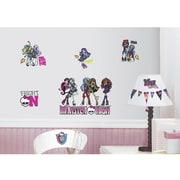 RoomMates Monster High Peel and Stick Wall Decal