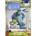 RoomMates Monsters University Sully and Mikey Peel and Stick Giant Wall Decal, Blue