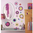 RoomMates Peel and Stick Wall Decal, Crazy Dots