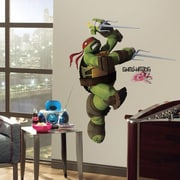 RoomMates Teenage Mutant Ninja Turtles Raphael Peel and Stick Giant Wall Decal