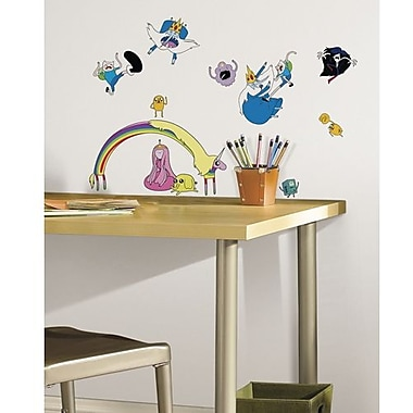 RoomMates Adventure Time Peel and Stick Wall Decal