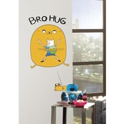 RoomMates Adventure Time Peel and Stick Giant Wall Decal, Orange