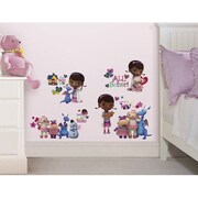 RoomMates Doc McStuffins Peel and Stick Wall Decal