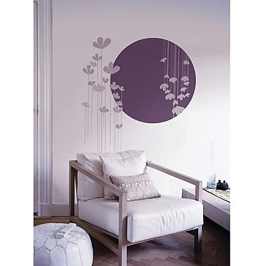 RoomMates Clover Peel and Stick Giant Wall Decal