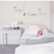 RoomMates Kids Lab® Romantic Alphabet Peel and Stick Wall Decal