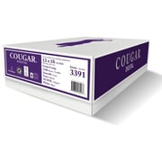 "Domtar Cougar® 12"" x 18"" 70 lbs. Smooth Laser Paper, White, 1100/Case"