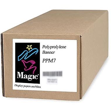 Magiclee/Magic PPM7 9 mil Polypropylene Matte Universal Banner